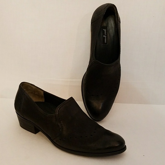 shoes for cheap shop best sellers recognized brands Paul Green Egan Slip-on Loafers Shoes